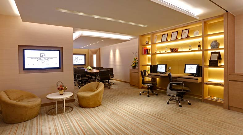 Business Centre Hong Kong Hotel Prudential Hotel